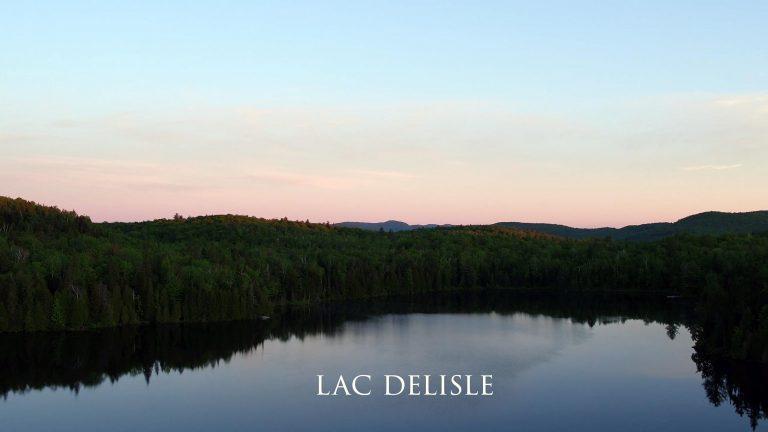 Lac privé à vendre !