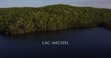 Lac privé à vendre, Lac Michel