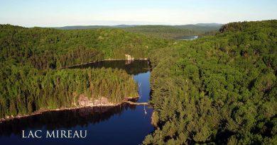 Lac Mireau, Lac privé à vendre !
