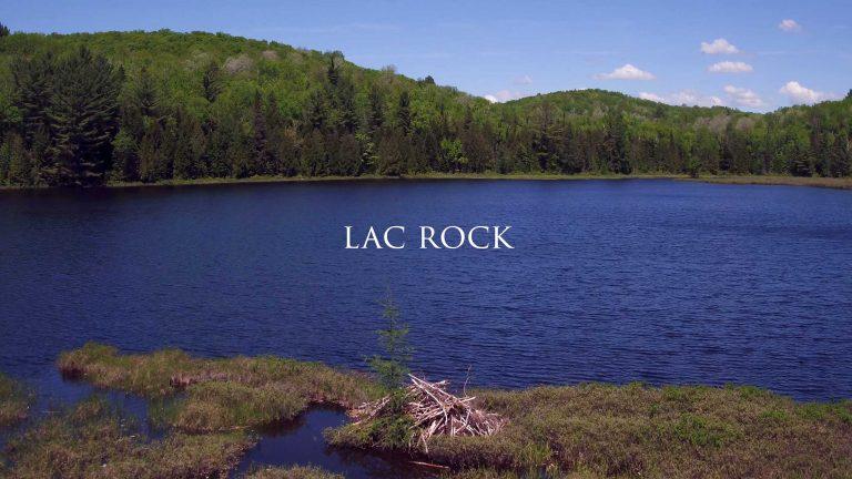 Lac privé à vendre, Lac Rock